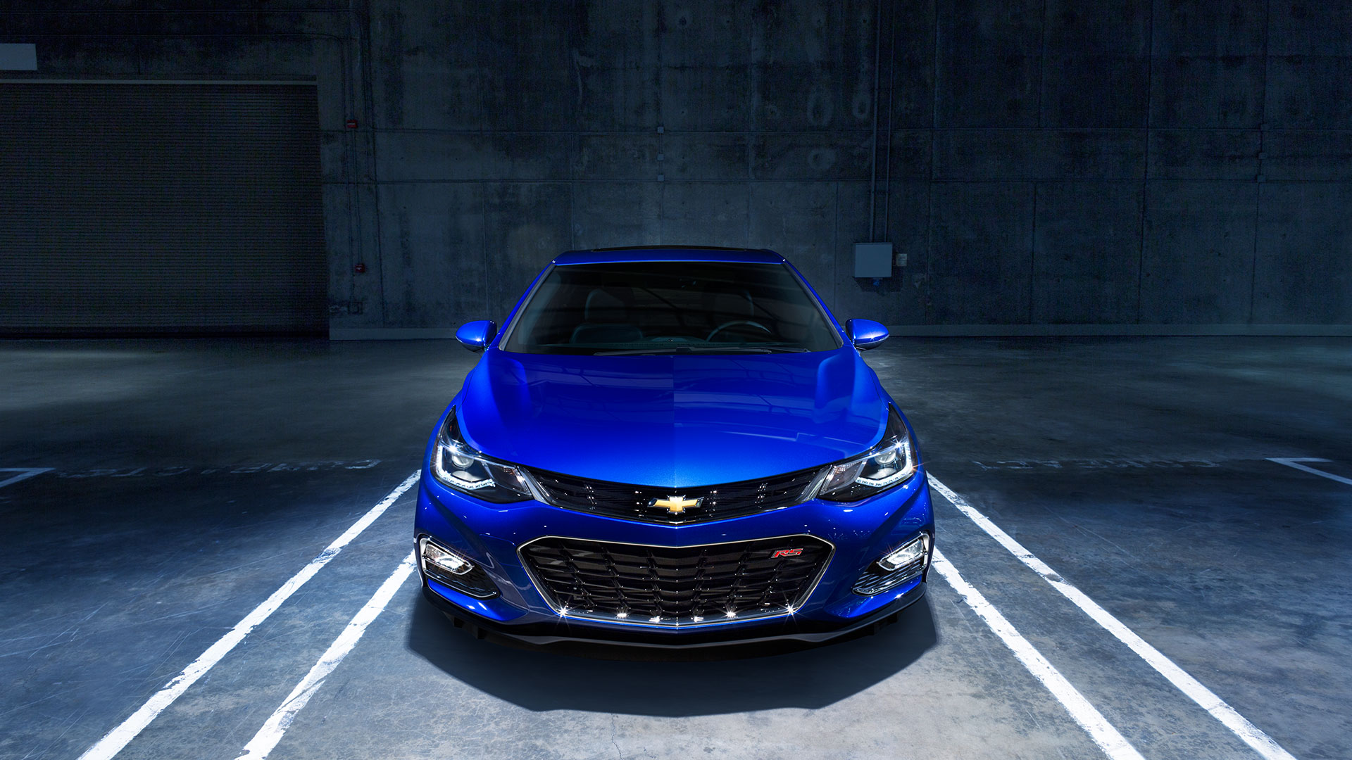 Chevy Cruze Ss >> Chevy Cruze vs. Ford Fusion: Why the Chevy Wins Head to Head - Zimbrick Chevrolet Blog