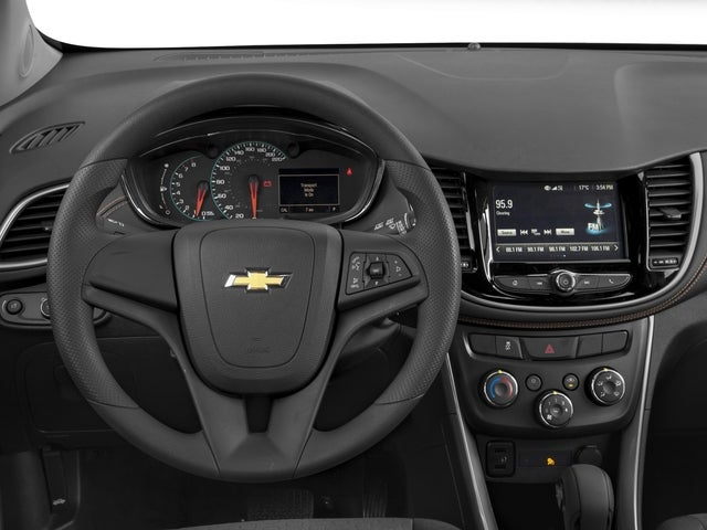 2018 Chevrolet Trax Ls In Sun Prairie Wi Zimbrick