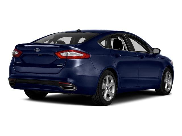2016 Ford Fusion Se In Sun Prairie Wi Zimbrick Chevrolet