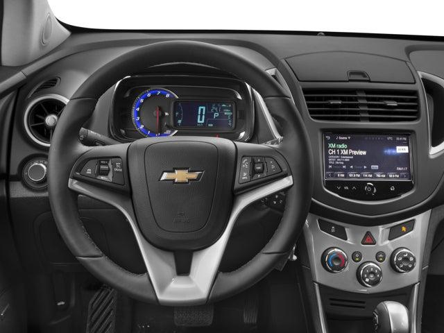 2016 Chevrolet Trax Lt In Sun Prairie Wi Zimbrick