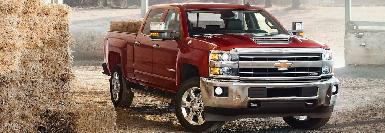 2018 Chevy Silverado Hd Featured In A Blog Post About Allison Transmissions