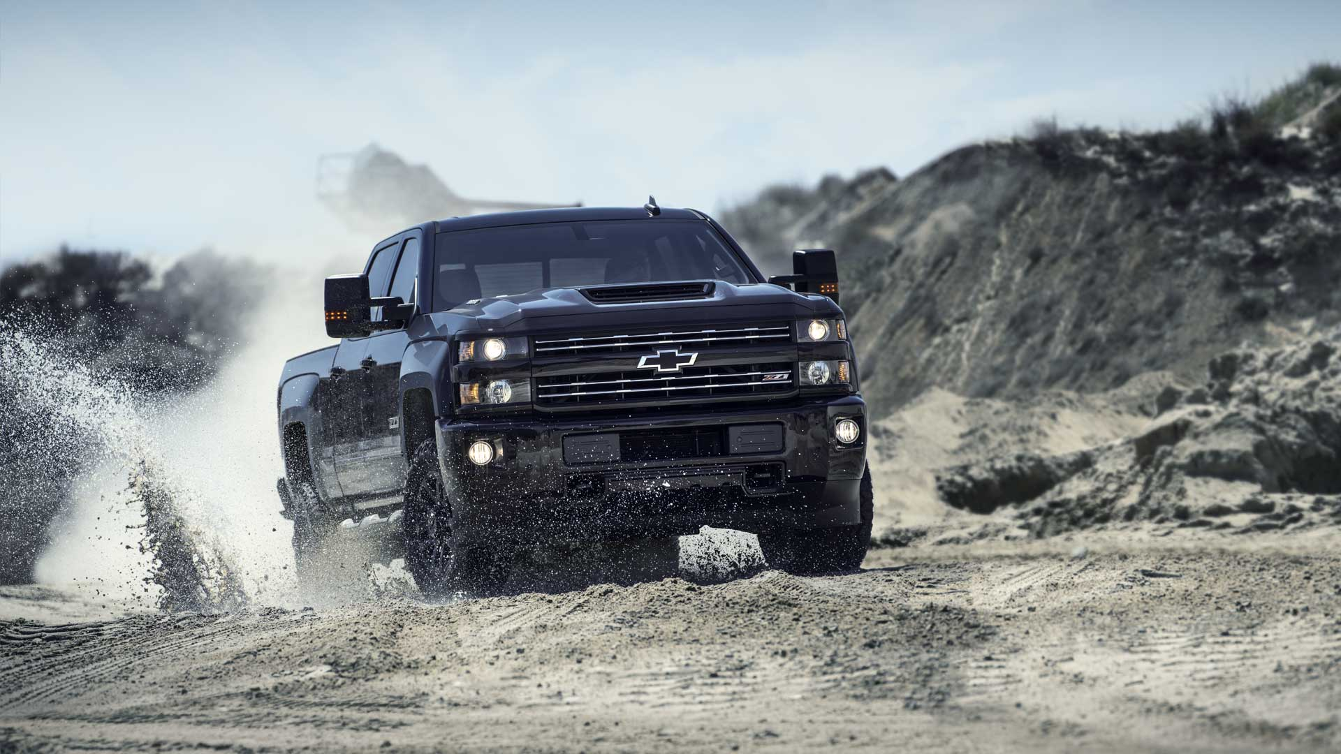 Which Chevy Trucks Have an Allison Transmission ...