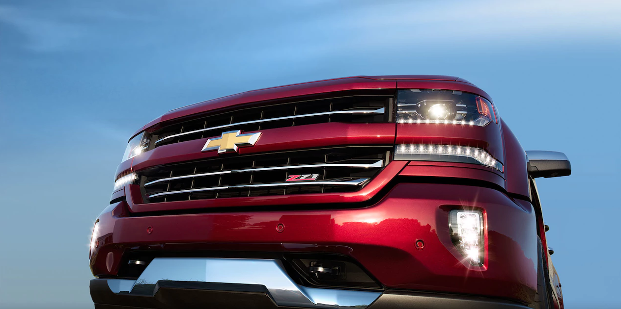 Why Chevy Trucks Are The Best All New 2017 Chevrolet