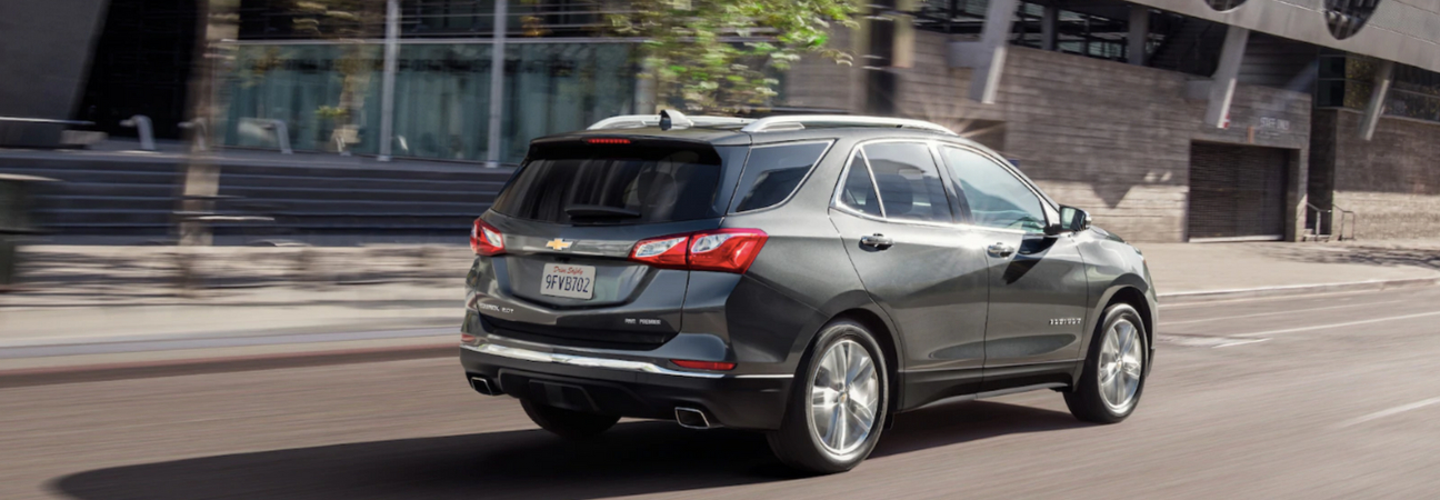 2019 Chevrolet Equinox Overview Highlights Madison Wi