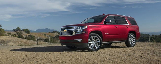New 2016 Chevrolet Tahoe For Madison Wi