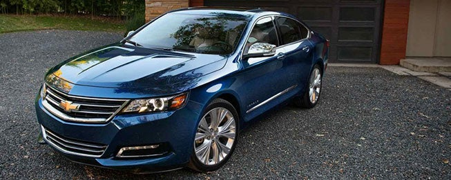 New 2017 Chevrolet Impala For Madison Wi