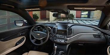 2017 Chevrolet Impala Lt In Madison Wi