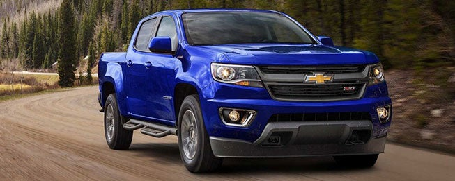 New 2017 Chevrolet Colorado For Madison Wi
