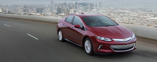 2017 Chevrolet Volt For Sale In Sun Prairie Wi Madison